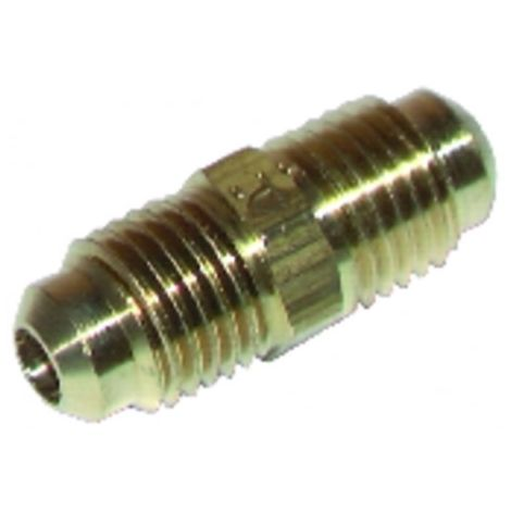 """A/C, Frost tools - Male flare union M3/8"""" (X 6)"""