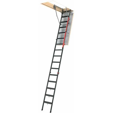 """main image of """"Escalier escamotable - Hauteur max. sous plafond 3.66m (plusieurs tailles disponibles)"""""""