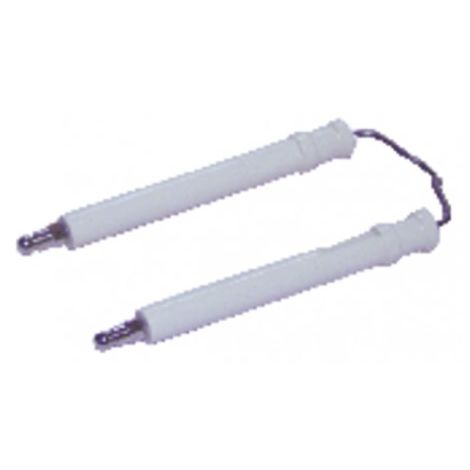 A pair of electrodes OE1NLOE - DIFF for Oertli : 086430