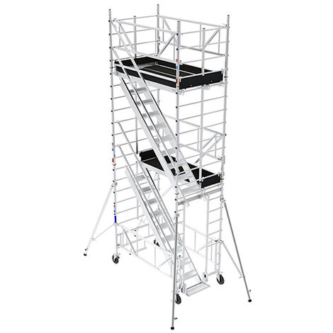 A. Tour escalier base simple - 2.00m