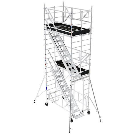A. Tour escalier base simple - 3.00m