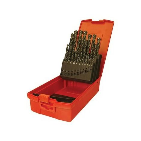 A190 Series Metric High Speed Steel Drill Sets
