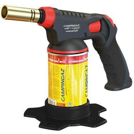 A2000PZ Hyperformance Piezo Ignition Blowlamp with Gas (GAZ02000PZ)