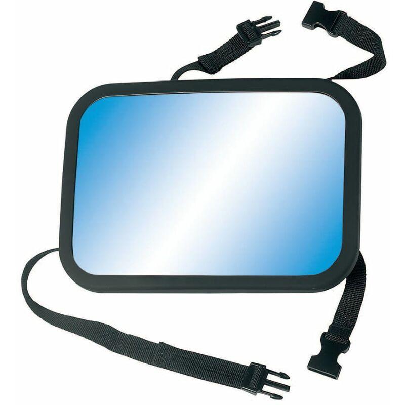 Image of Adjustable Baby Car Mirror 26.5x19 m Black - Black - A3 Baby&kids