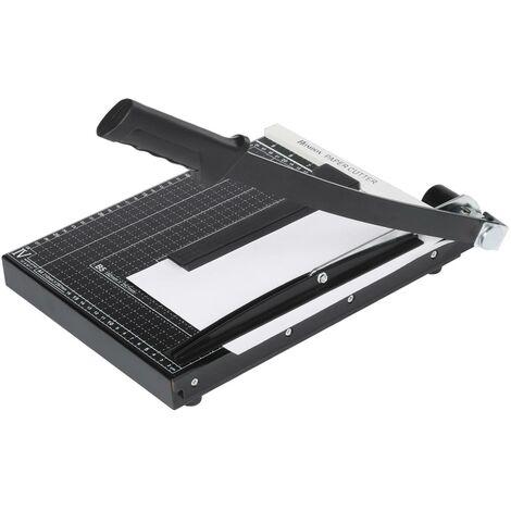 A4 coupe-papier 300X250cm NOIR - Noir