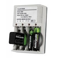 AA & AAA Battery Charger Lloytron Mains Battery Charger 4 X AA Or AAA B046