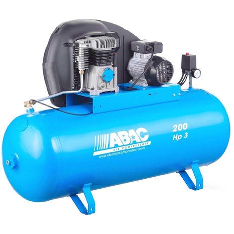 ABAC A29B COMPRESOR CORREAS 200 FM3 3HP 200L