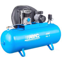 ABAC A29B COMPRESOR CORREAS 200 FM3 3HP 200L