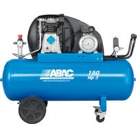ABAC A39B 150 COMPRESOR CORREAS CM3 3HP 150L
