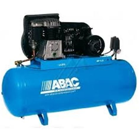 ABAC COMPRESOR AZUL .3.0 HP.*270 L.CORREA MONOF.