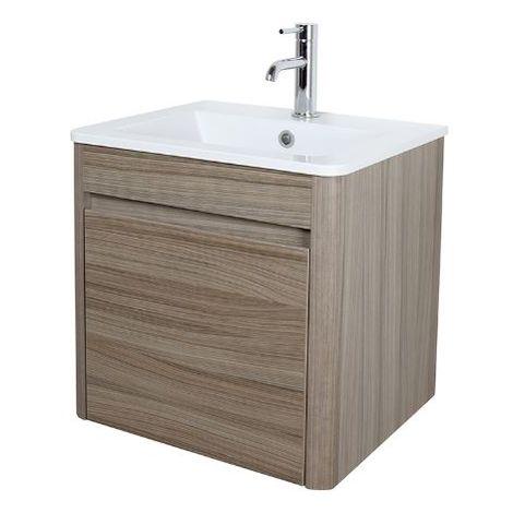 Abacus D-Style 50cm Basin & Vanity Unit Nilo