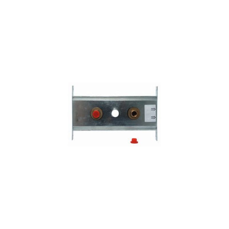 Image of Abacus Easiplan Double Fitting Plate 1/2' (EPFP-05-1005)