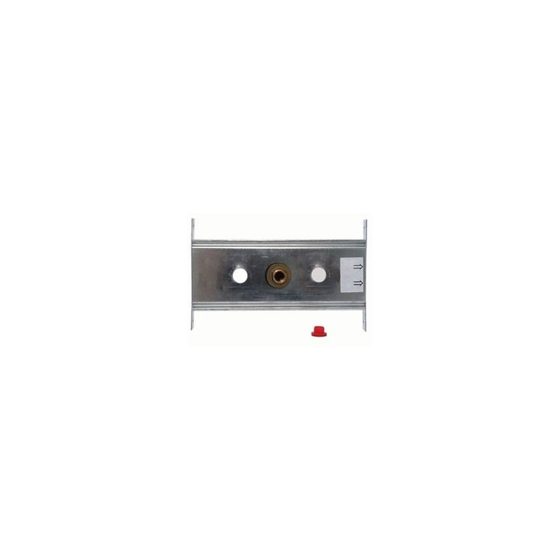 Image of Abacus Easiplan Single Fitting Plate 1/2' (EPFP-05-0505)