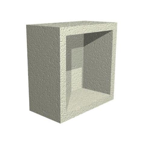 Abacus Elements Recessed Waterproof Storage Unit (350x240x100)
