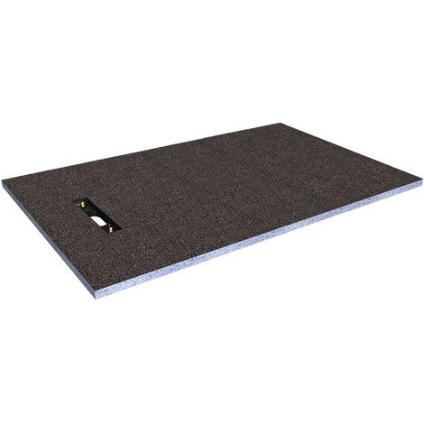 Abacus Elements Rectangular Level Access Long Shower Tray EMLT-30-7512