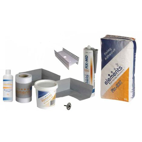 Abacus Elements Shower Tray Installation kit EMAP-05-2505