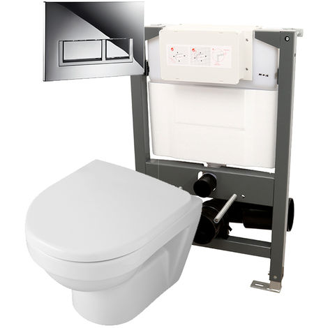 Abacus Essentials Frame & Opaz 2 Compact WC Pack 820T ATFR-KT25-0582