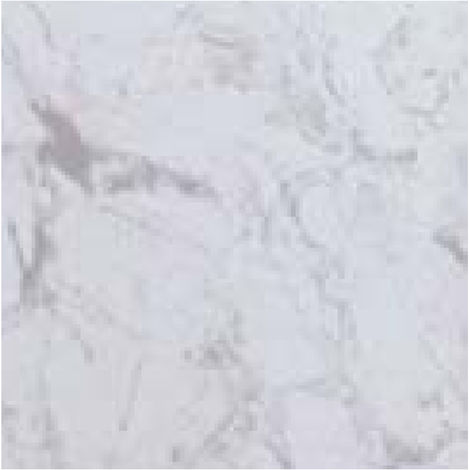Abacus Essentials White Marble Gloss Wide Panel ATWP-2410-7WMC