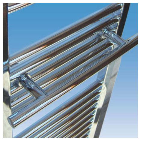 "main image of ""Abacus Towel Hanger - Linea Chrome 400mm ELAC-10-03CP"""