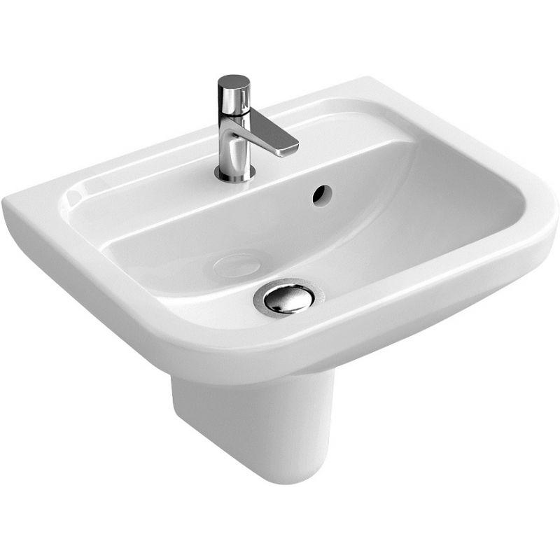 Image of Compact Hand Wash Basin 460 x 355mm VESW-20-3242 - Abacus Vessini