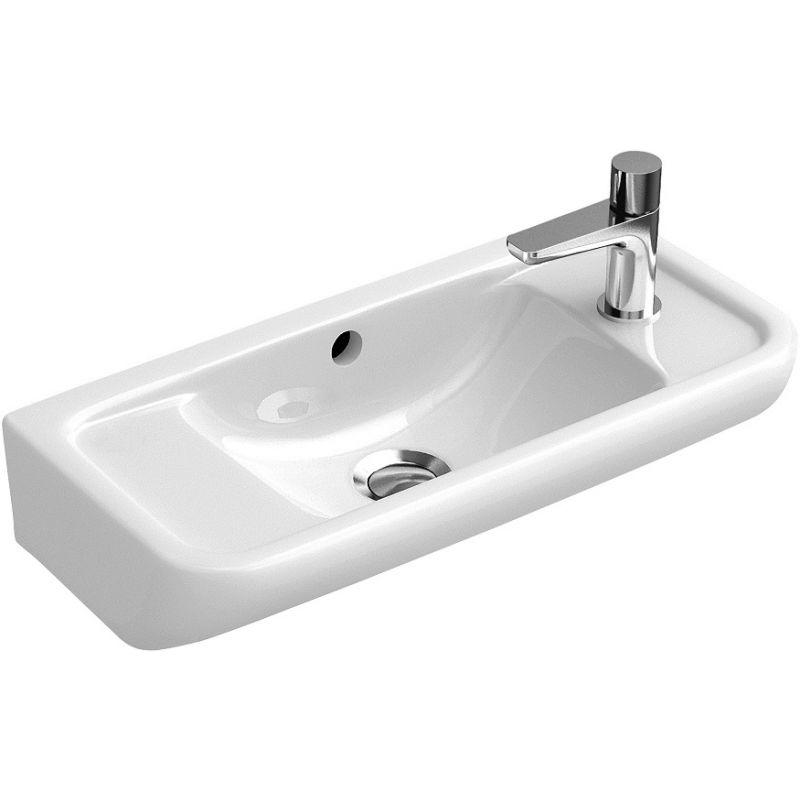 Image of Compact hand wash Basin 530 x 250mm VESW-20-3225 - Abacus Vessini