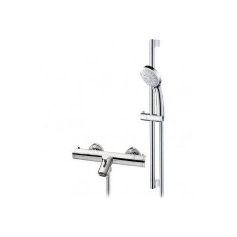 Abacus Vessini Exposed Thermostatic Bar Bath/ Shower Mixer VEKT-05-0030