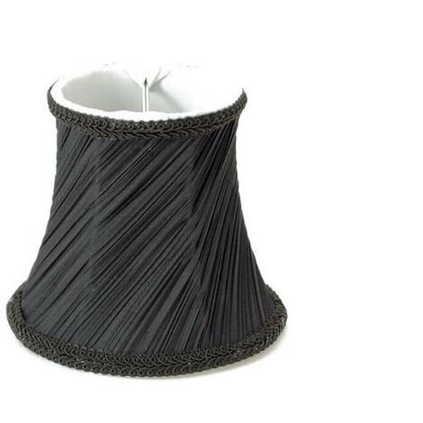 Abat-jour pagode noir - Jen - Noir