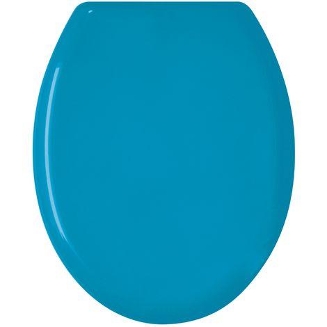 Abattant Color Gelco Design - Bleu - Bleu vivid