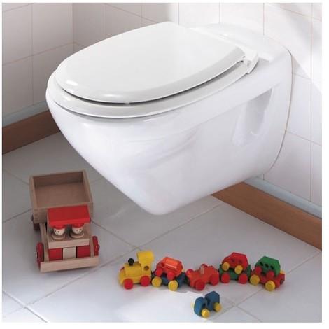 Abattant de toilette déclipsable ATLAS 2