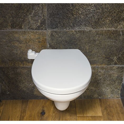 Abattant de toilette siege WC Japonais lavant non electrique Saniclean FIRST