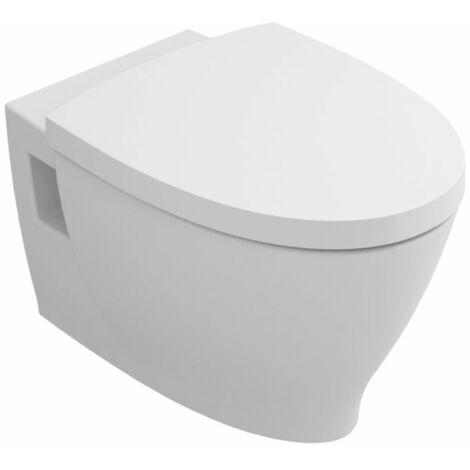 Abattant frein de chute WC SUSPENDU NEW ANCO 2