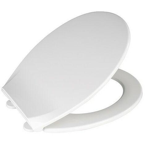 Abattant kos easy close thermoplast ref.21901100