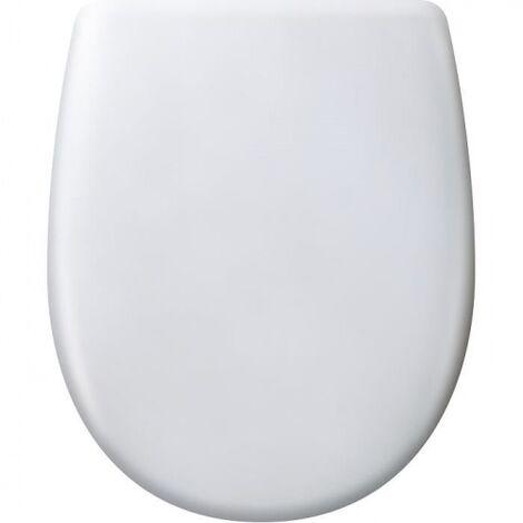Abattant OLFA Ariane Soft White - descente assistée en option