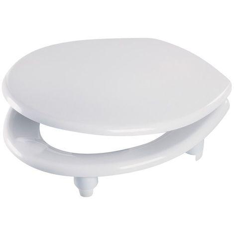 Abattant pour WC Céleste Pro - Wirquin - Blanc