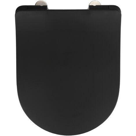 Abattant Premium Sedilo noir mat