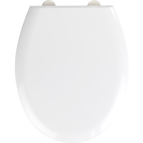 Abattant Rieti blanc Easy Duropl. Promo