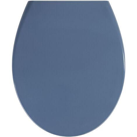 Abattant Samos bleu ardoise,EasyCl.Durop WENKO