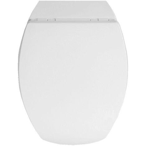 Abattant WC Baccara - Blanc