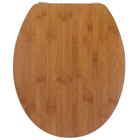 Abattant wc Bamboo nature Wirquin