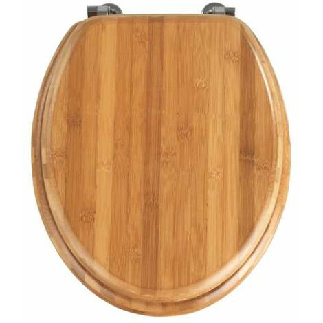 Abattant WC Bambou WENKO