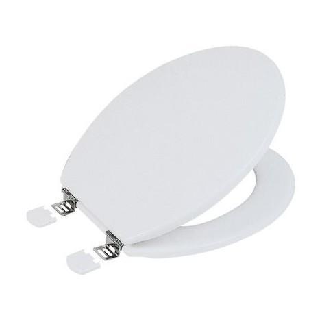 Abattant WC Blanc double - Europe - Olfa