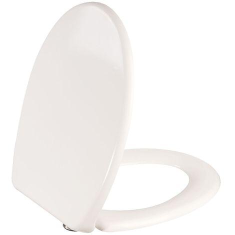 Abattant WC Blanc double - Tissot Pro