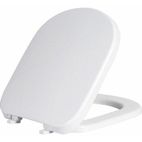 Abattant WC blanc frein de chute - Kheops - Ideal Standard