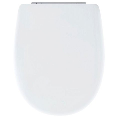 Abattant wc blanc OLFA - Ariane EASY CLIP avec frein de chute