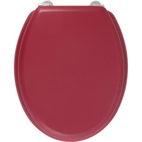 Abattant WC bois moulé Dolcé Gelco Design - Cardinal