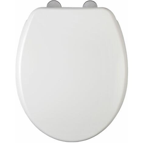 Abattant WC déclipsable silencieux CLICK & SEAT
