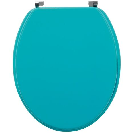 Abattant WC DECO Colors Turquoise - Wirquin Pro 20718777