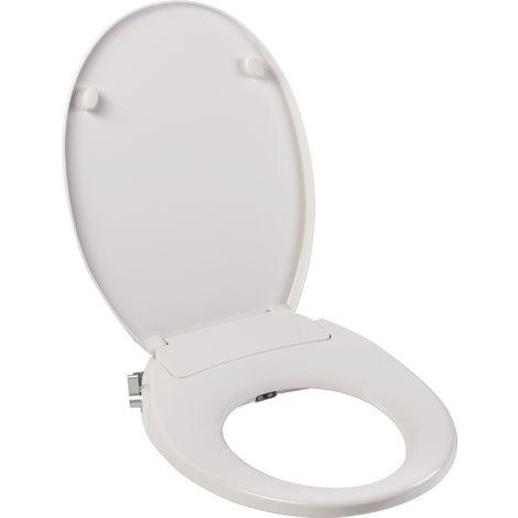 Abattant WC double lavant multifonction Aséo éco