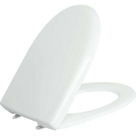 "main image of ""Abattant WC Geberit Renova, blanc fixation en bas"""