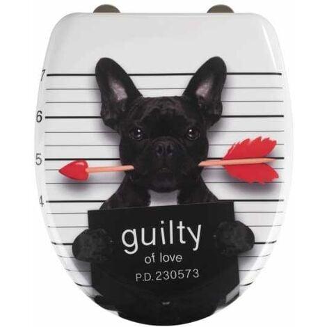Abattant WC Guilty Dog WENKO